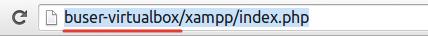 Вместо localhost перекидывает на другой URL