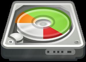 gparted - дисковая утилита в Linux Ubuntu