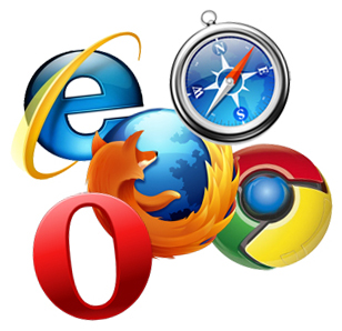 Все популярные браузеры