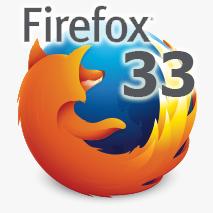 Юбилейная версия Firefox 33