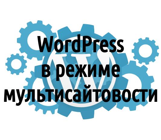Миниатюра к записи Мультисайтовость в Wordpress что это такое
