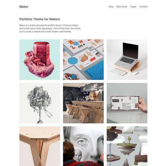 maker-portfolio